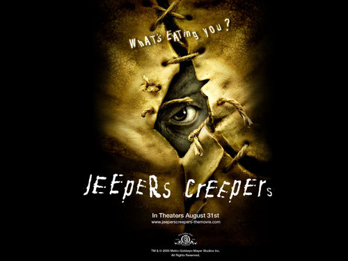 Horror فلمیں پیپر وال titled Jeepers Creepers