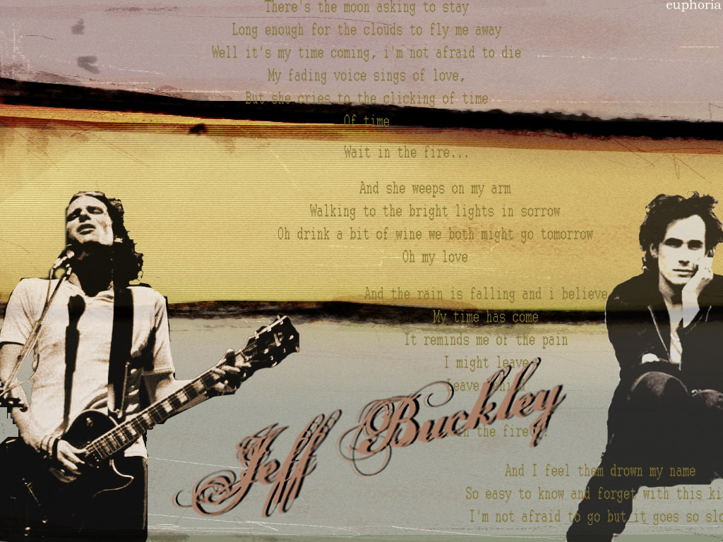 Jeff Buckley images Jeff Buckley HD wallpaper and background photos ...