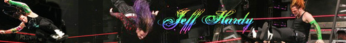 Jeff Hardy banner