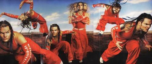 Jeff Hardy wallpaper titled Jeff Hardy poster