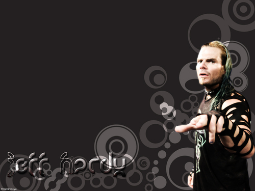 Jeff Hardy - wwe Wallpaper