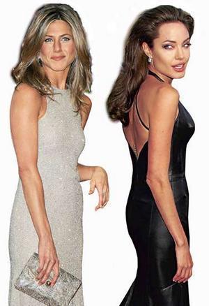 Jen and Angelina