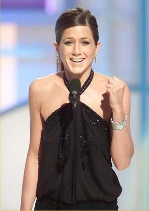 Jen at microphone