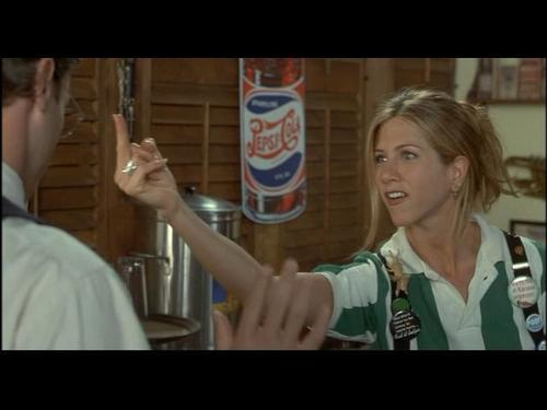 Jen in Office Space - jennifer-aniston Photo