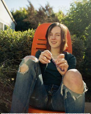 Jena Malone in Nylon