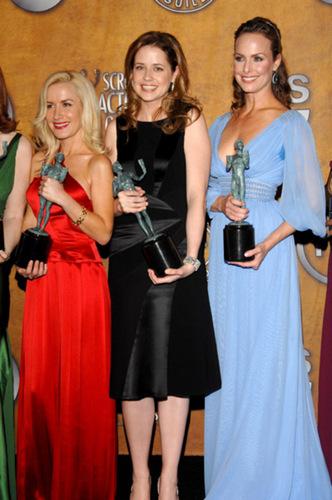 Jenna, Angela & Melora