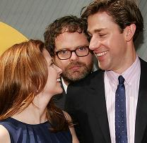 Jenna, Rainn, and John