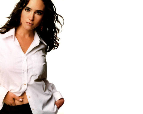 Jennifer Connelly karatasi la kupamba ukuta entitled Jennifer Connelly