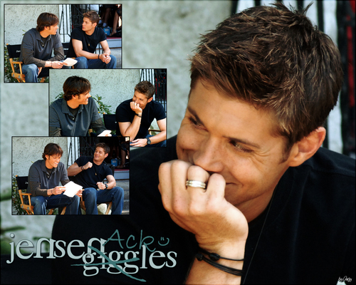 Jensen Ackles&Jared Padalecki