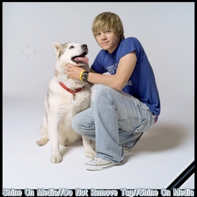 Jesse McCartney wallpaper titled Jesse Photoshoot