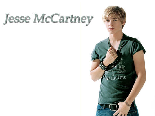 Jesse McCartney wallpaper titled Jesse