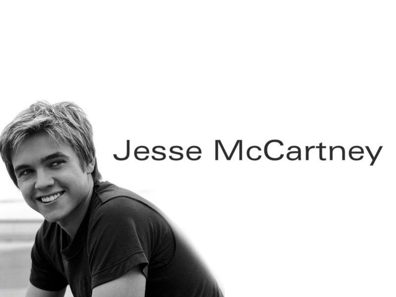 jesse mccartney wallpapers. Jesse - Jesse McCartney