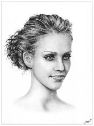 Jessica Alba Fanarrt