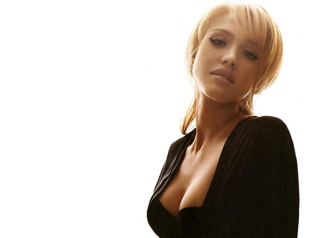 Jessica Alba - Wallpaper
