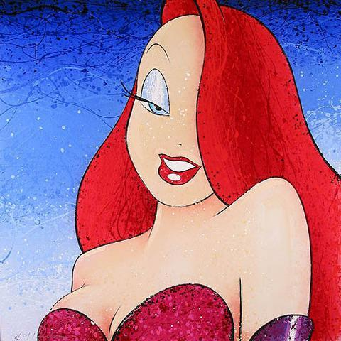 jessica rabbit wallpaper. Jessica Rabbit - Art