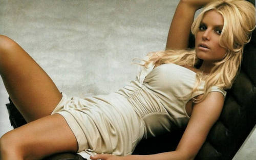 Jessica Simpson wallpaper titled Jessica Simpson