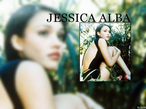 jessica alba wallpaper entitled Jessica