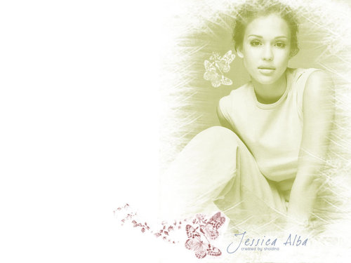 Jessica Alba wallpaper called Jessica