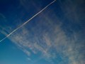 Jet stream - air-travel photo