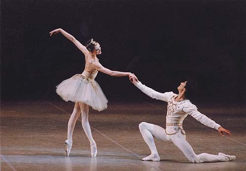 Jewels - Bolshoi Ballet - ballet Photo