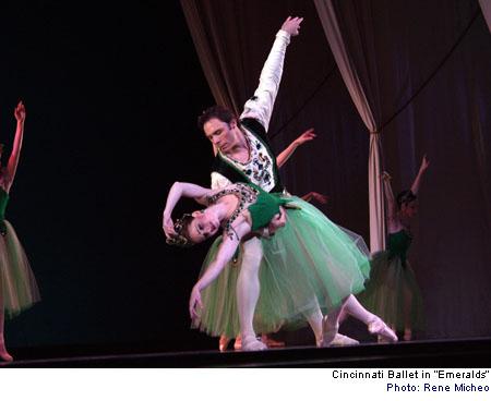 Jewels - Cincinnati Ballet
