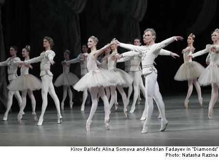 Jewels - Kirov Ballet