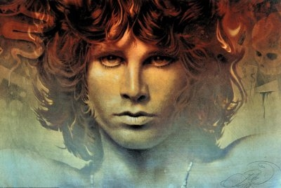 The Doors 바탕화면 titled Jim Morrison and The Doors