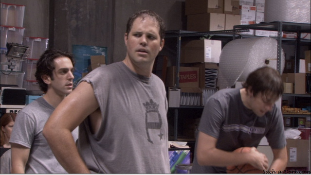 Jim/Pam/ Roy in Basketball