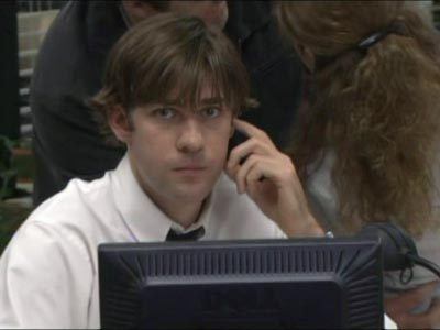 Jim The Office Season 1