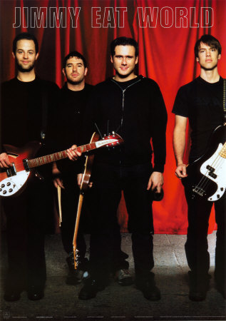 Jimmy Eat World wallpaper called Jimmy Eat World