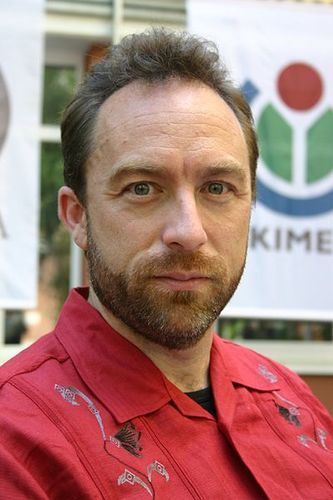 Jimmy Wales - wikipedia Photo