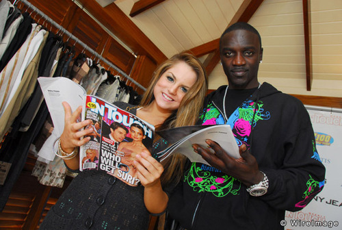 JoJo & Akon