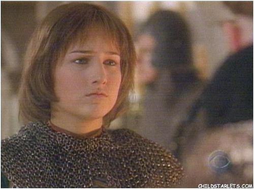 Leelee Sobieski wallpaper called Joan of Arc