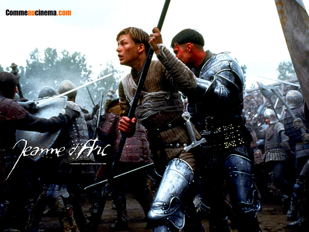 Joan of arc movies wallpaper 72616 fanpop