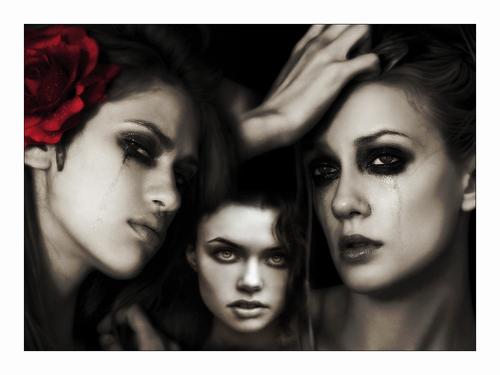Joanie, Brooke & Nicole