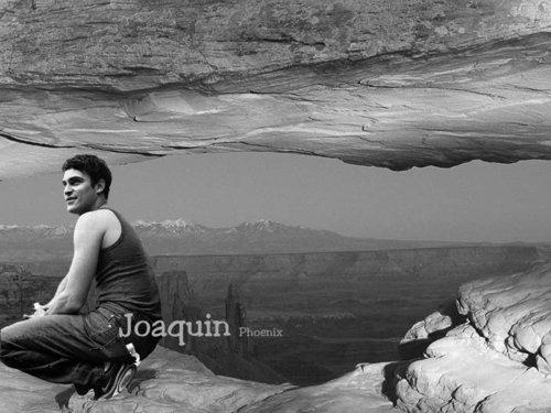 Joaquin Phoenix fond d'écran titled Joaquín Phoenix
