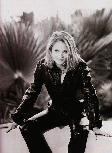 Jodie Foster achtergrond called Jodie Foster
