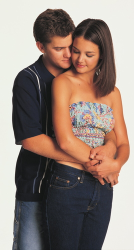 Joey and Pacey - pacey-and-joey Photo