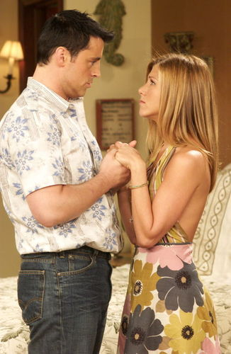 Joey and Rachel achtergrond entitled Joey and Rachel