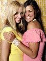 Johanna and Melinda