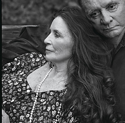 Johhny Cash and June Carter - annie-leibovitz Photo
