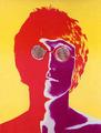 John, by Warhol