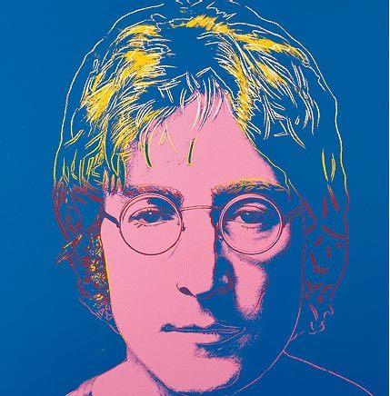 John, 由 Warhol