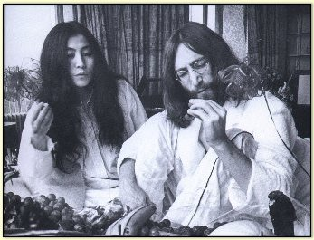 The 70s images John Lennon and Yoko Ono wallpaper and background photos