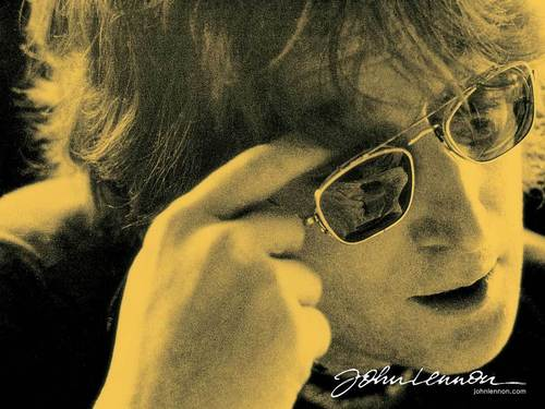 John Lennon 바탕화면 called John Lennon