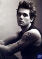 John Mayer - gap photo