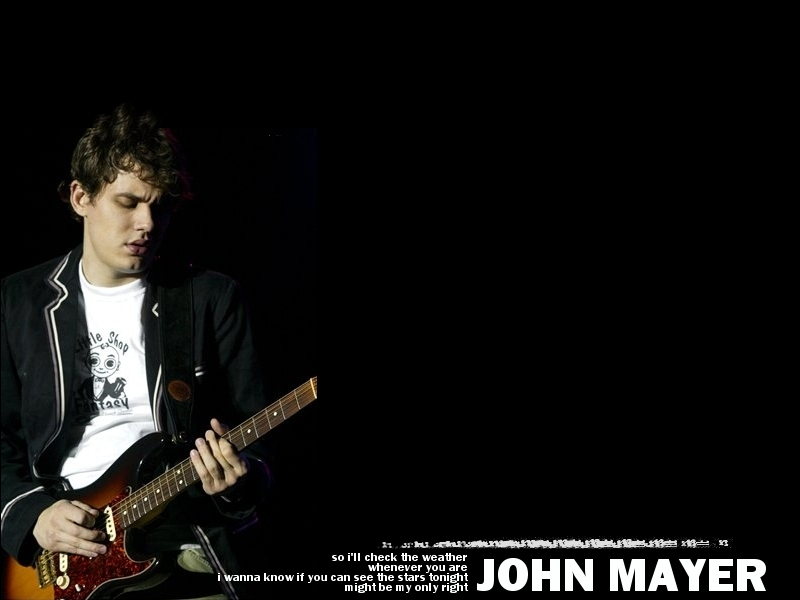 John Mayer Wallpaper: John Mayer Wallpaper (299576)