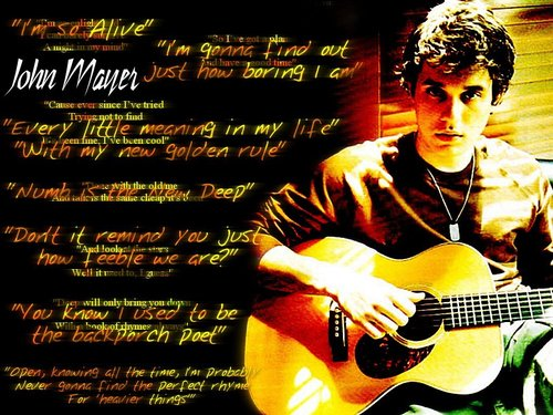John Mayer wallpaper titled John Mayer