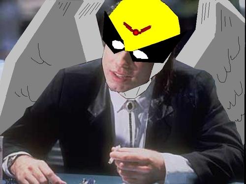 John Travolta as BirdMan