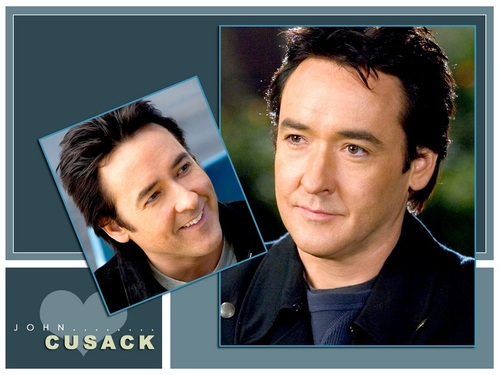 John Cusack Hintergrund entitled John